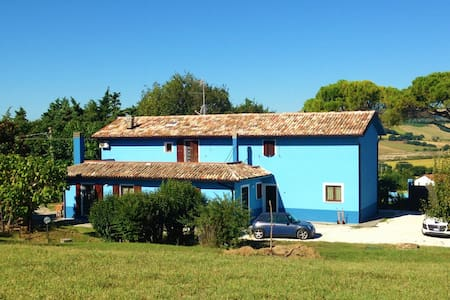 Il Gelso - Camera Lavanda - Pesaro