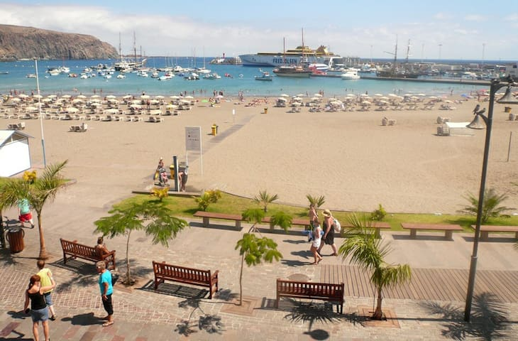 Los Cristianos 1 bedroom ocean view D