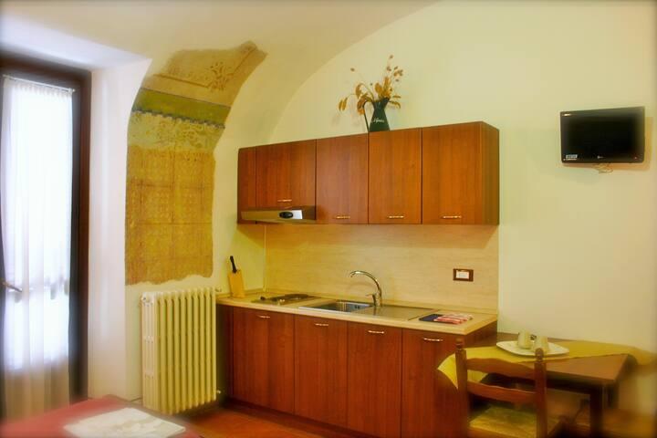 Appartamento a Castelnuovo Don Bosco