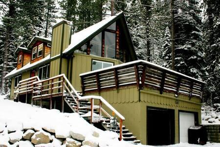 3Br2B South Lake Tahoe Getaway  - South Lake Tahoe - Rumah
