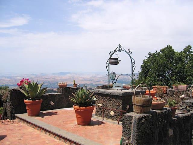Ferienhaus Casa Nostra - Biancavilla - Casa