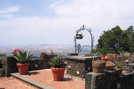 Ferienhaus Casa Nostra - Biancavilla