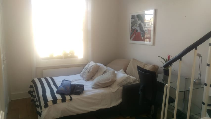 Private Room with Private Rooftop Terrace - London - Apartment