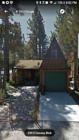 Cozy Cabin with Backyard - Big Bear - Cottage