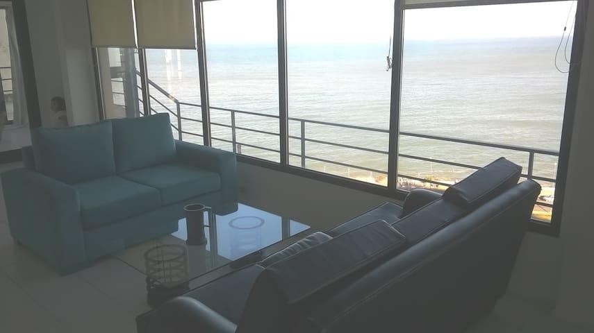 explendida vista al mar - Mar del Plata - Apartment