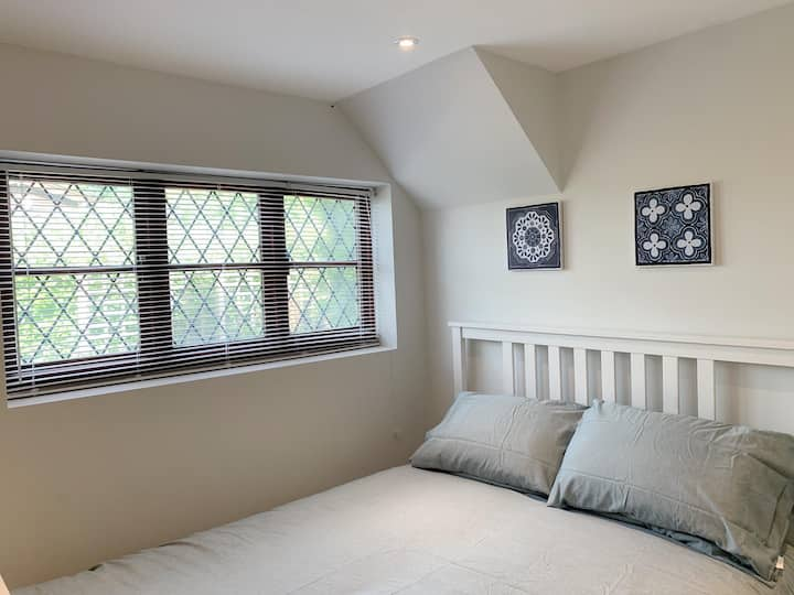 New annexe room within a beautiful country home