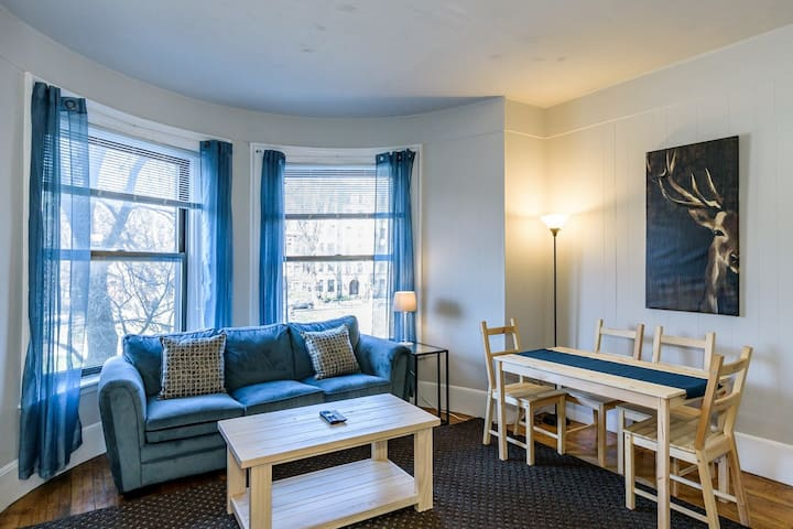 (C-21) Spacious 1 bedroom in the Heart Of Back Bay