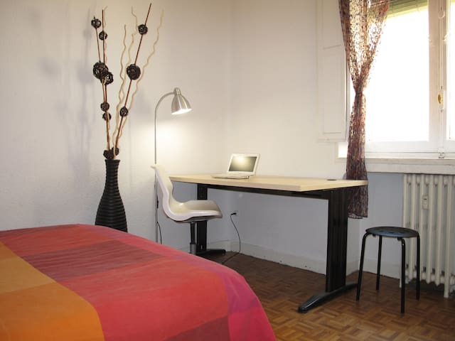 Bright & Comfortable Room in Madrid center town. - Madrid - Wohnung
