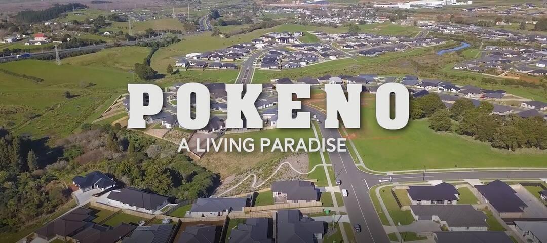 Pokeno Home with a Panoramic views