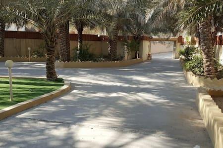 منتجع النجوم بالشقيق في محافظة الاحساء