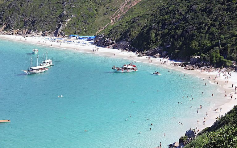 Aconchego do Abraão - Arraial do Cabo - Ev