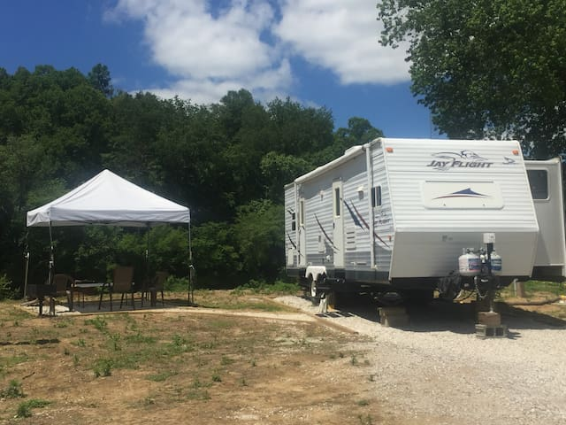 RV rental on the Kentucky River 1
