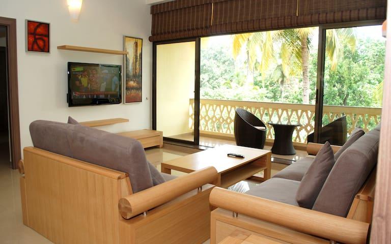 Penthouse duplex - Panjim - Apartament