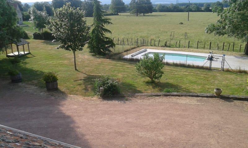 "gite ""la bourgogne"" - Messey-sur-Grosne - House"