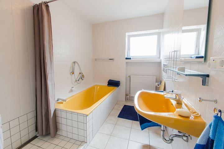 Nordfriesland pur f. Paare und Familien, Whg KLAUS - Rodenäs - Lägenhet