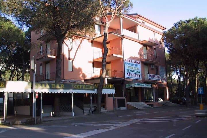 Schönes Apartment in Rosolina Mare mit Lift