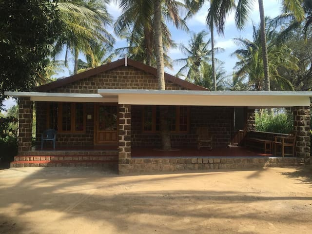 Surrounded by Greenery view Home Stay @ masinagudi