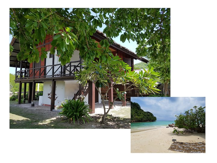 Phi Phi Island, Simple living... 4 beds + 2 extra