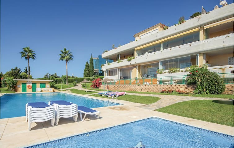 Holiday apartment with 2 bedrooms on 78m² in Marbella