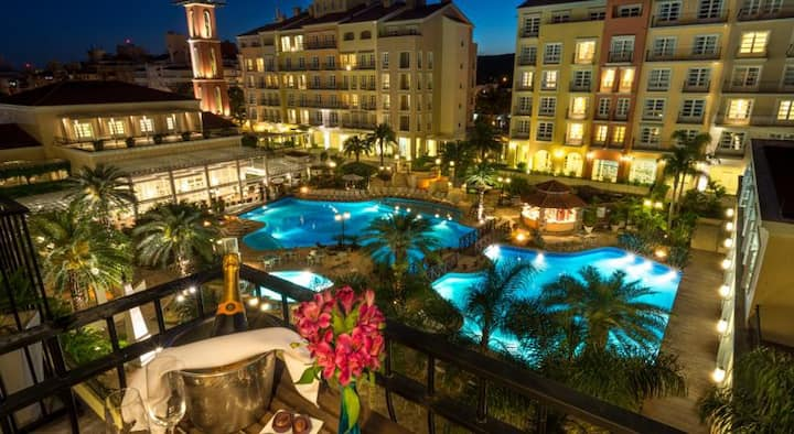 Resort Il Campanario Jurerê Internacional🌞