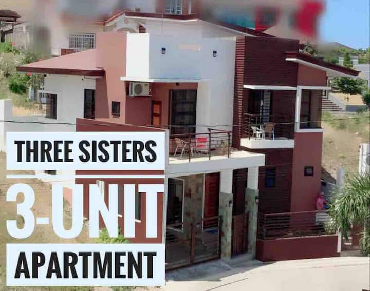 Three Sisters Apartment in Batangas City