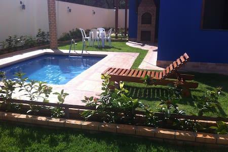 Sua Casa na Praia de Morro Branco - Haus