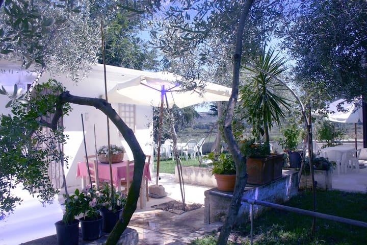 SARDINIA2 HOUSE4+GARDEN+PARKING+NEAR LARGE BEACH - La Caletta di Siniscola - House