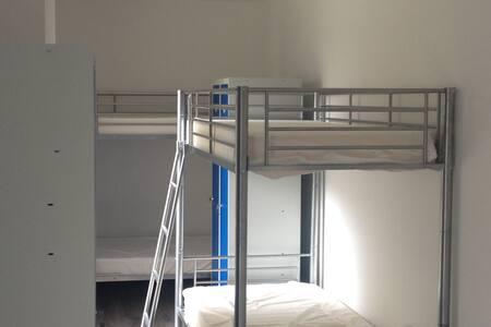 Cama en habitacion compartida  - Zarauz - Bed & Breakfast