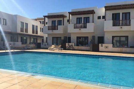 Comfy Duplex in Puerto Calero