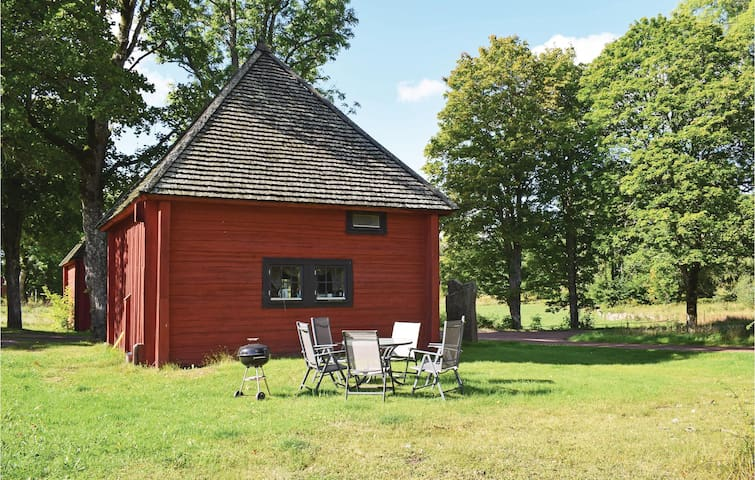Holiday cottage with 2 bedrooms on 35m² in Fliseryd