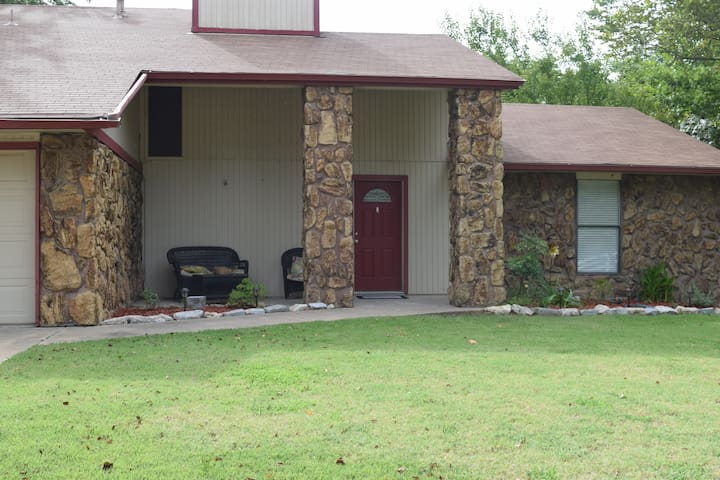 Spacious House in the heart of Owasso