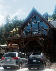 Freedom Lodge & Spa - Madeira Park - Pis