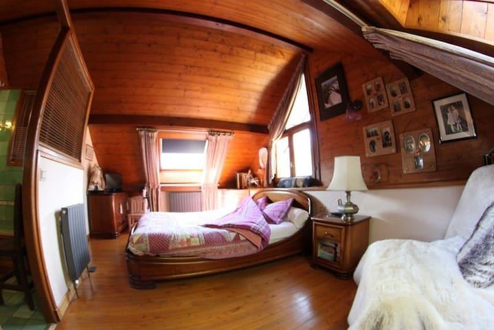 "Chambres d'hôtes B&B  ""les tanneries"" - Villar-Saint-Pancrace - Bed & Breakfast"