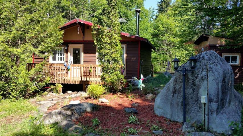 Votre cabane au Canada pour un retour aux sources