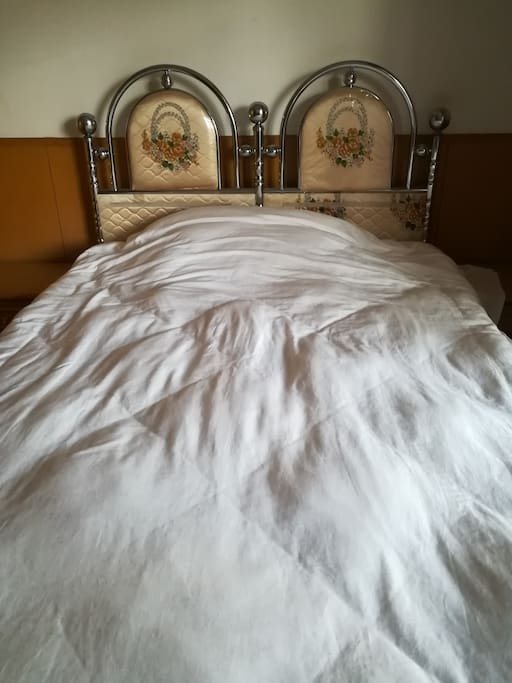 房客可用的床