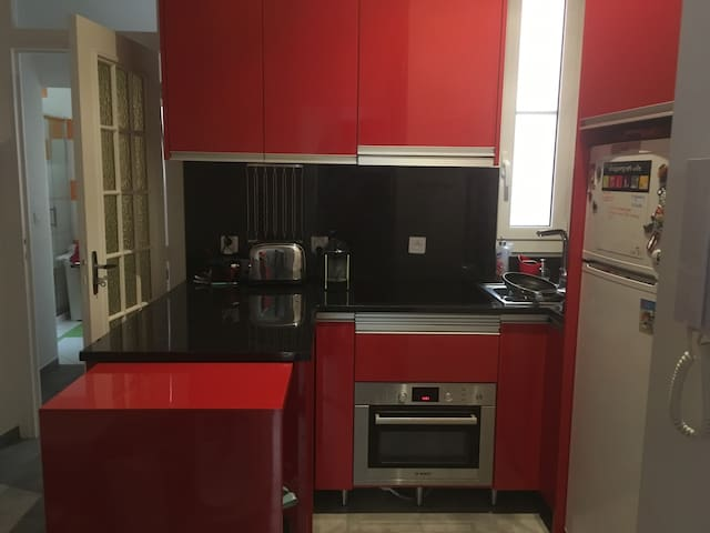 Petit 2 pièces - Monaco - Apartment