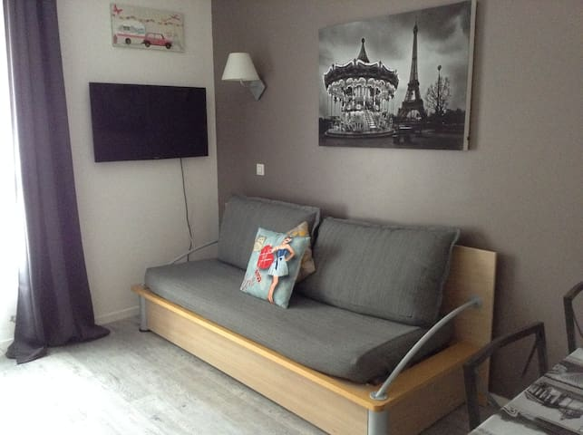 Disneyland Paris perfect for 5 ! - Serris - Apartamento