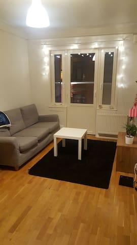 Cozy apartment in central Oslo,beatiful Majorstuen - Oslo