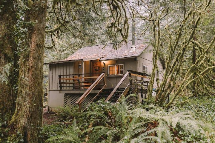 Thimbleberry Cabin near Mt. Hood