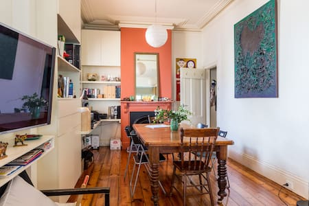 West Melbourne Terrace: The Study - West Melbourne - Дом