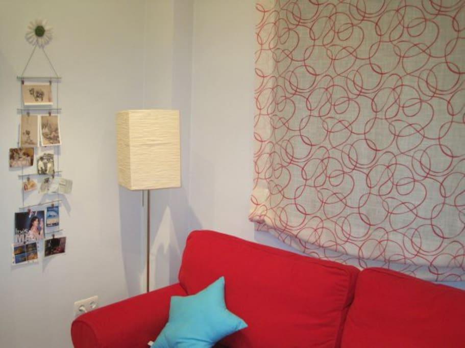 Habitaci n privada piso compartido apartamentos en for Alquiler piso dos hermanas