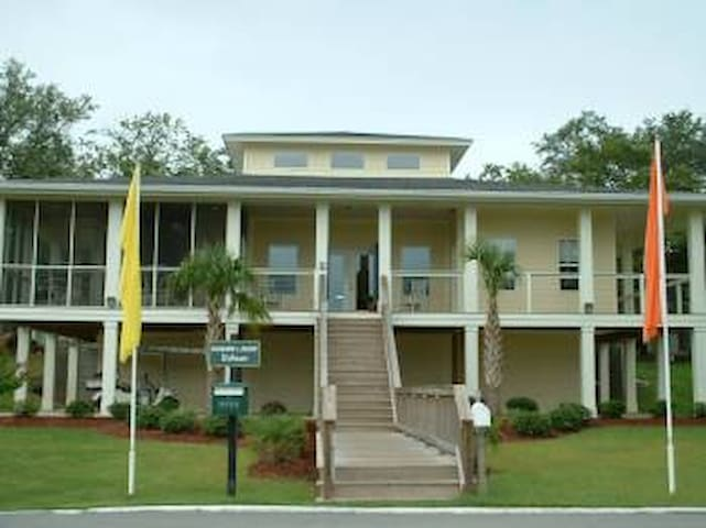 Gorgeous Furnished WaterfrontCondo  - Ocean Springs - Apartment