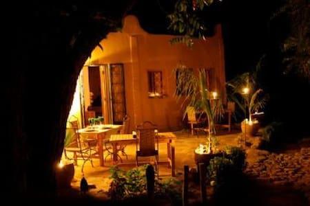 Chambres d'Hôtes Ourika - Douar Asgaour - Aamiaismajoitus