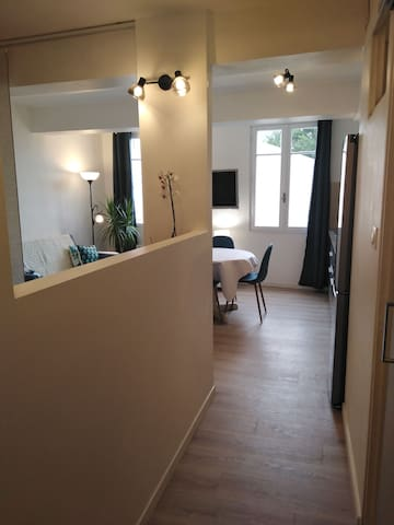 Appartement coquet en centre ville