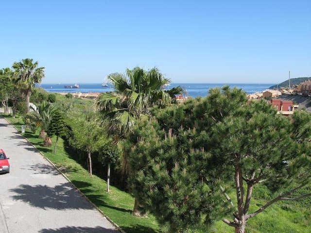 Playa Getares. Algeciras