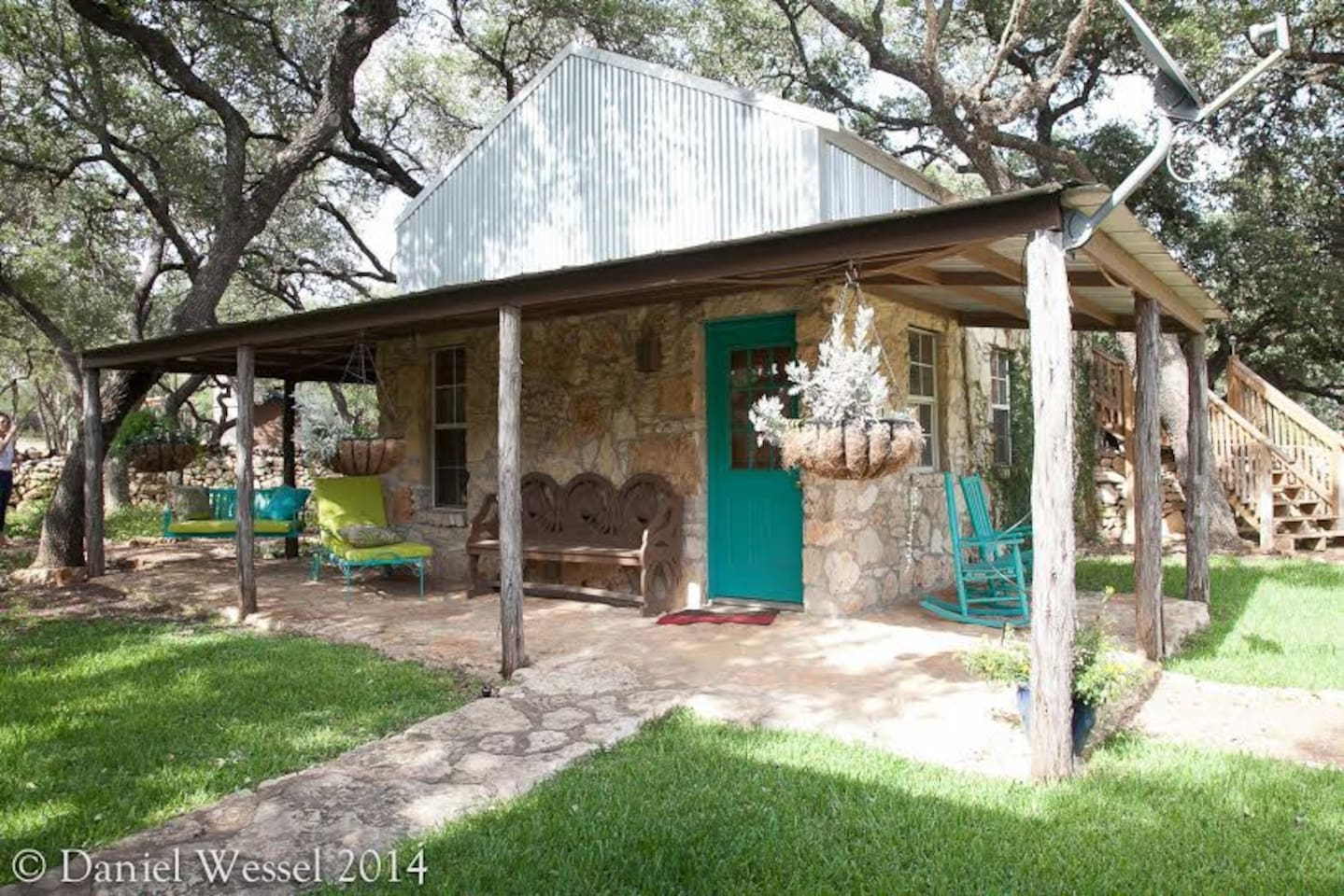 The Casita sleeps up to four and is perfect for both a couples retreat or a family getaway.