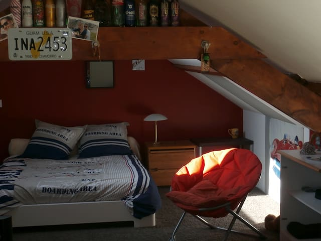Bed and breakfast à Poitiers - Poitiers - Bed & Breakfast
