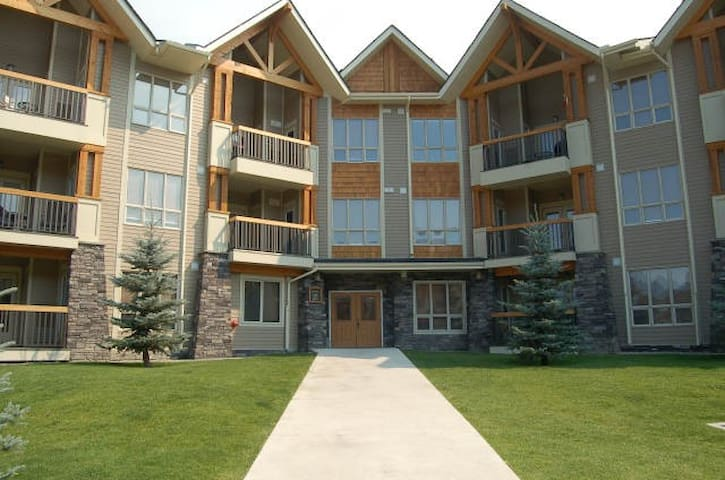 One of the newest condos in Radium.