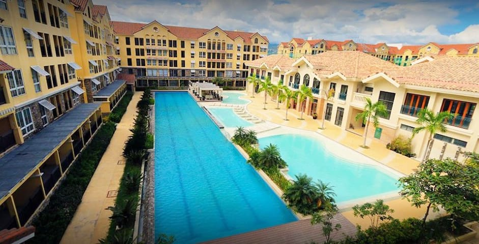 Amalfi City di Mare SRP Cebu City - 2Bedroom Condo