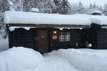 Charming log cabin x-country heaven - Lillehammer